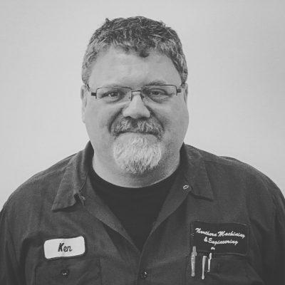 Ken Skarlupka, Vice President of Engineering & Operations