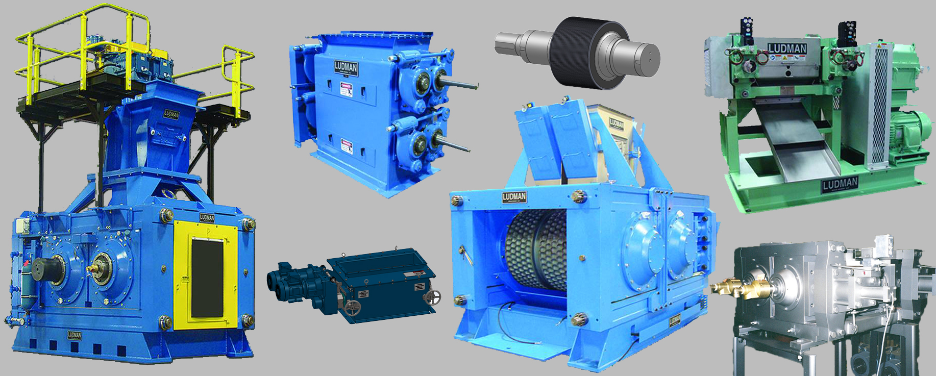 Ludman Industries Machines