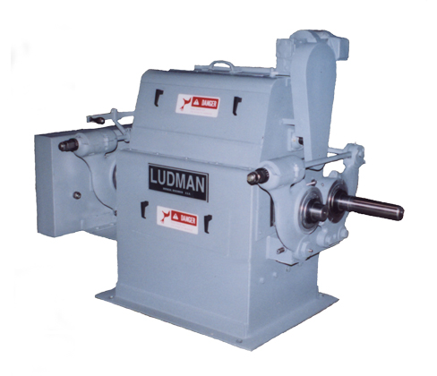 Ludman Granulator 1-Pair High