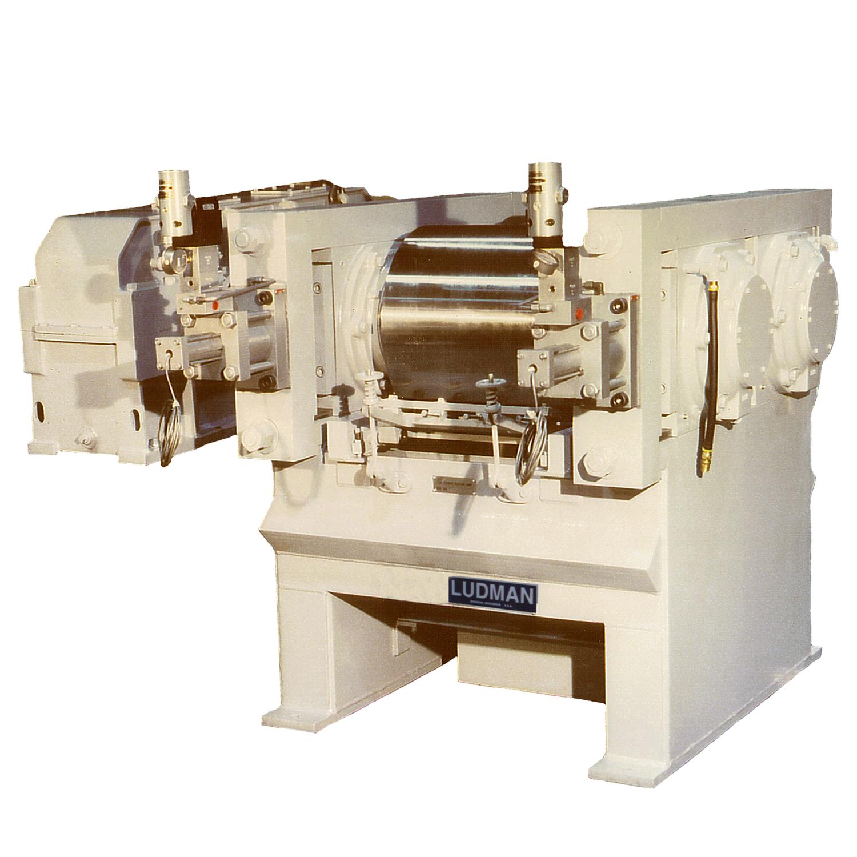 Ludman 2020 shredding mill