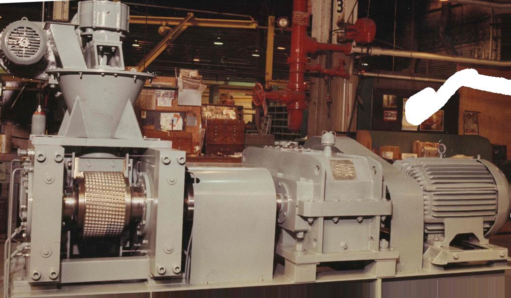 Ludman briquette press 1208