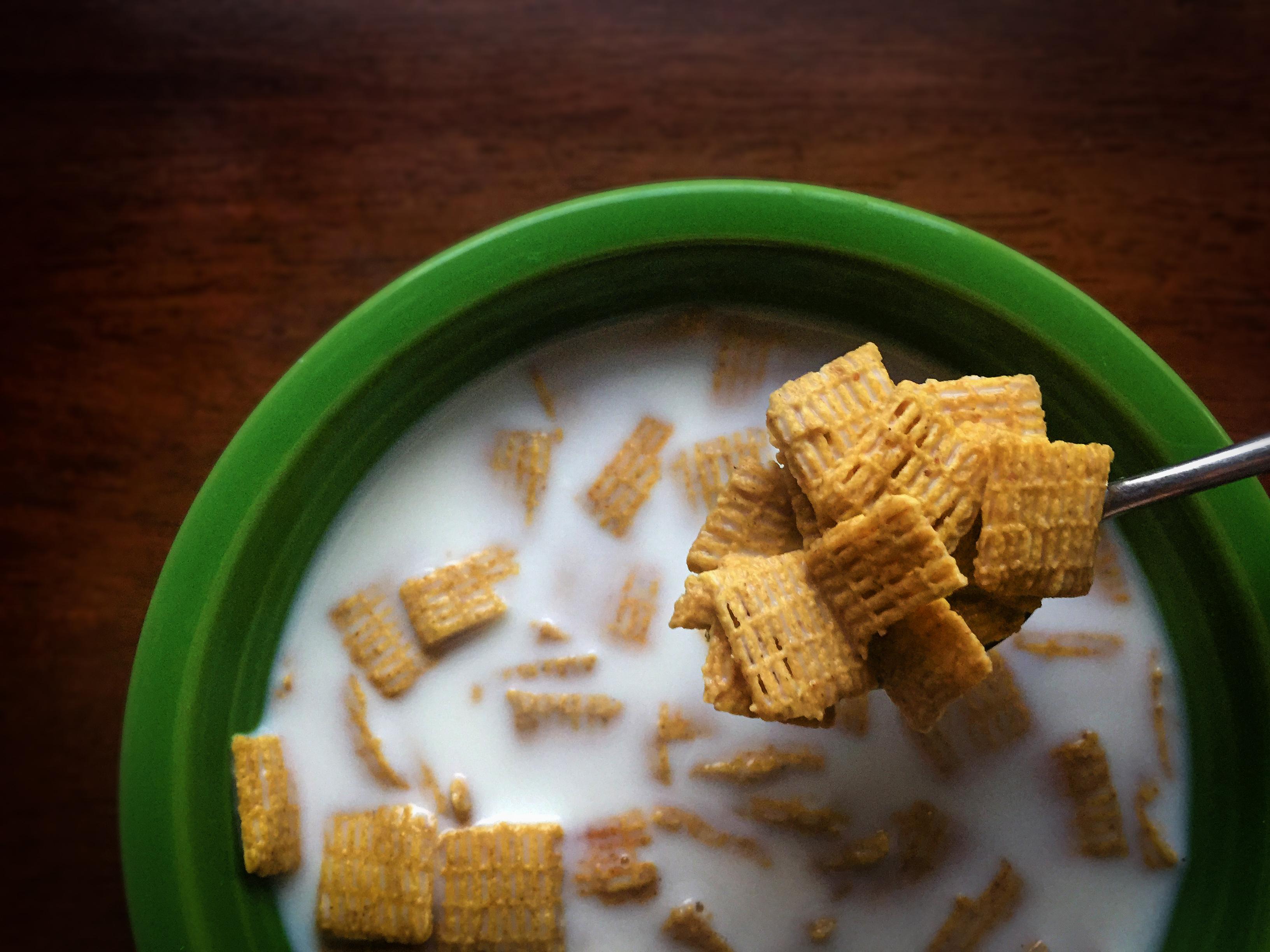 Shredded Cereal