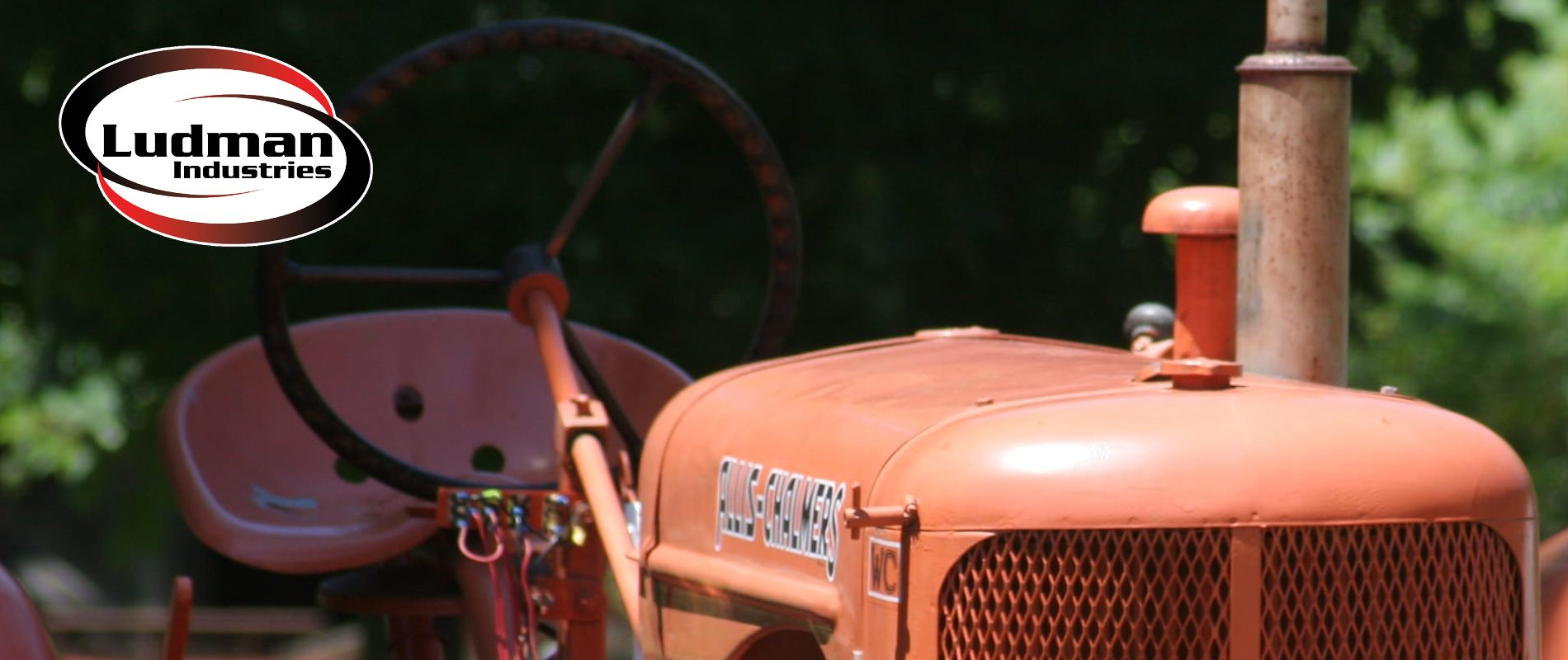 Classic Allis-Chalmers Tractor