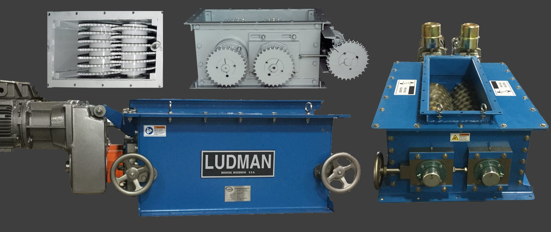 Ludman Flake Breakers