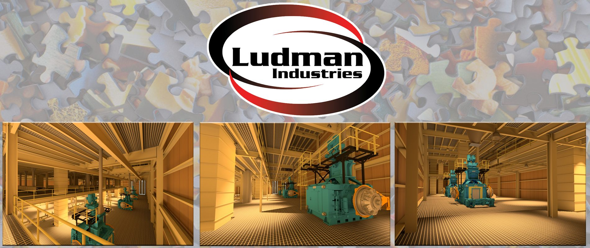 Ludman Industries Complete Process Solutions - Turnkey Systems