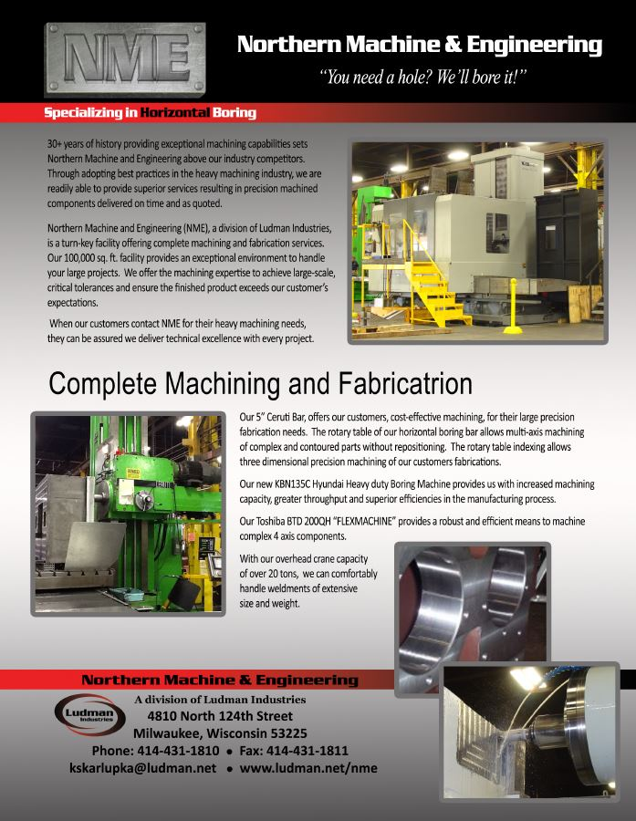 Northern Machine and Engineering Services