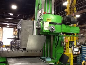 Horizontal Boring Bar