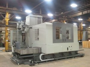 KBN135C Hyundai Heavy Duty Boring Machine