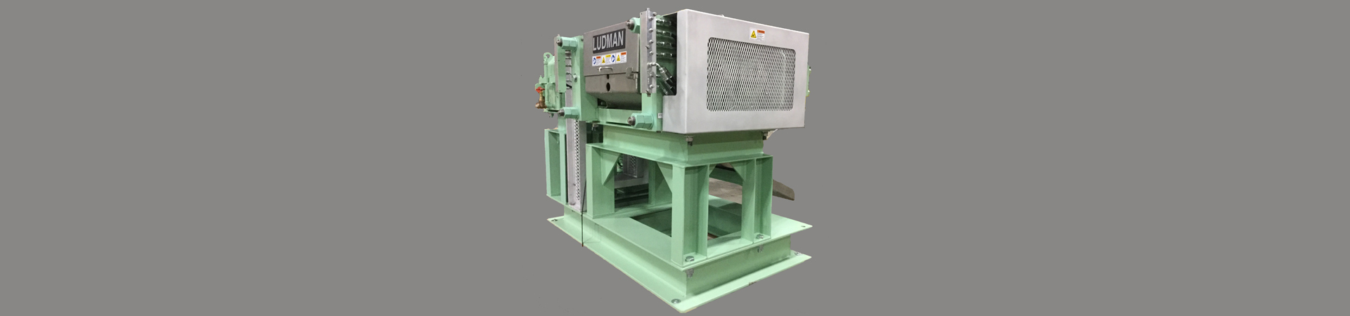 Ludman Flaking and Shredding Mills
