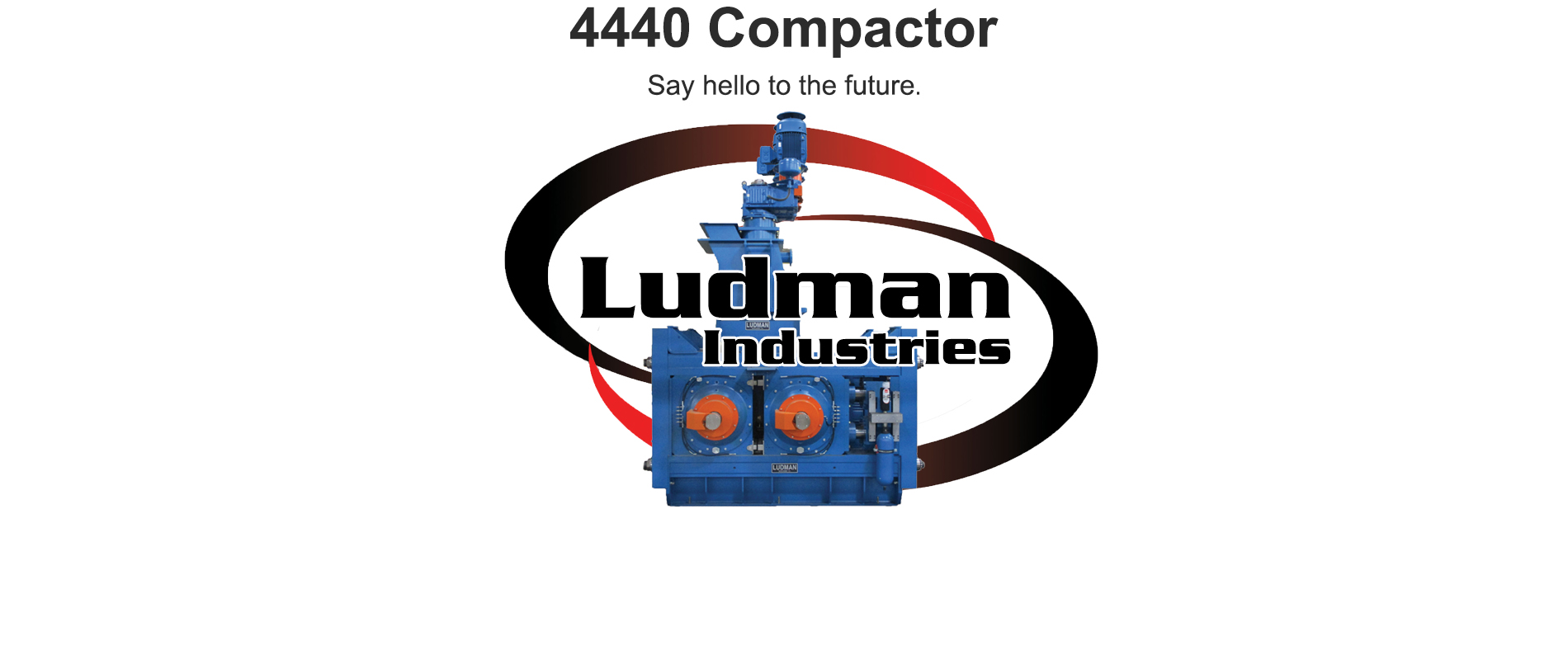 Ludman Industries Model 4440 Compactor