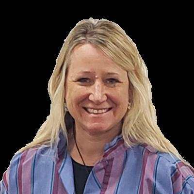Trecia Shane (TC), Inventory Control Specialist